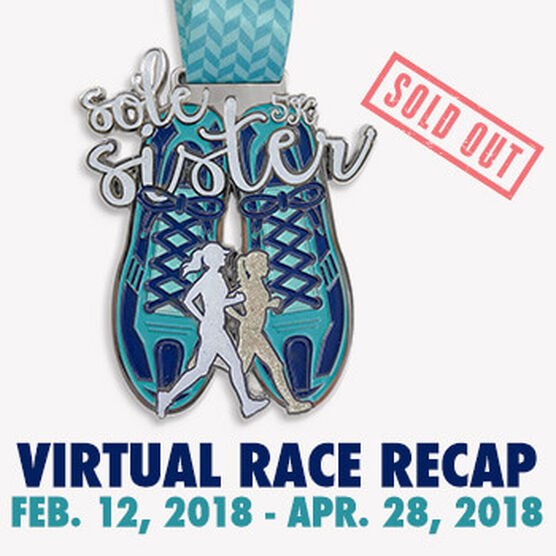 Virtual Race - Sole Sister 5K (2018)