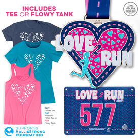 Virtual Race - Love 2 Run 2.14 Miler (2020)