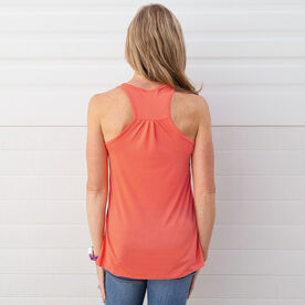 Flowy Racerback Tank Top - Star-Girl-Runner