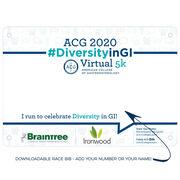 Virtual Race - ACG 2020 #DiversityinGI Virtual 5K (2020)
