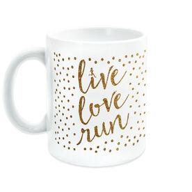 Running Coffee Mug - Live Love Run