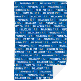 Running Premium Blanket - Philadelphia 13.1 Repeat