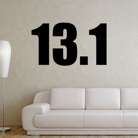 13.1 Removable GoneForARunGraphix Wall Decal