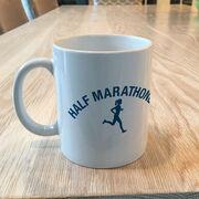 Running Coffee Mug - Half Marathoner Girl