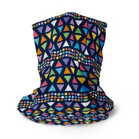 Multifunctional Headwear - Rainbow Triangles RokBAND