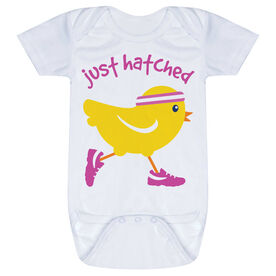 Running Baby One-Piece - Just Hatched