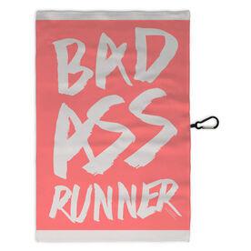 Running Workout/Golf Towel Bad Ass Runner