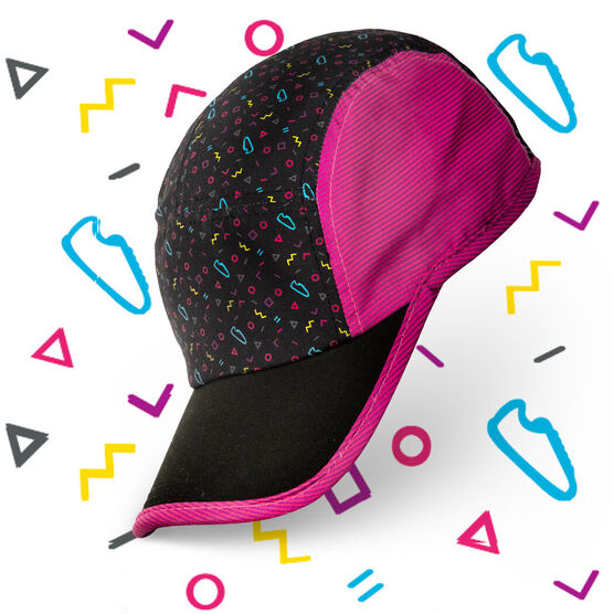 Lightweight Running Hat - Retro