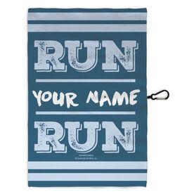 Running Workout/Golf Towel Run Your Name Run