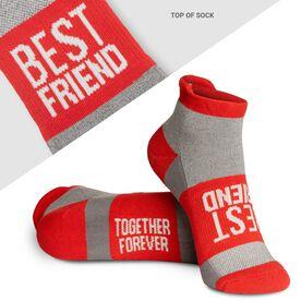 Socrates® Woven Performance Sock - Best Friend