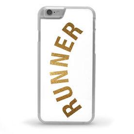 Running iPhone® Case - Runner Arc