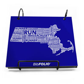 Massachusetts State Runner BibFOLIO