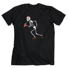 Running Short Sleeve T-Shirt - Never Stop Running