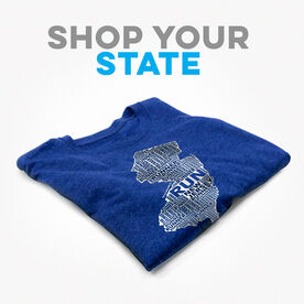 Click To Shop All State Specific Short Sleeve Tees