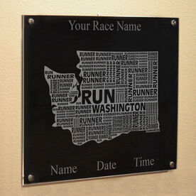 Washington State Runner Wall Art
