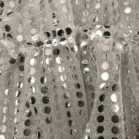 Running Costume Skirt - Glitter Sequined