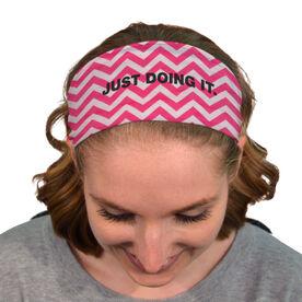 RokBAND Multi-Functional Headband - Just Doing It
