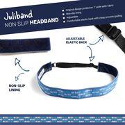 Running Juliband Non-Slip Headband - One Bad Mother Runner