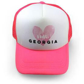 Running Trucker Hat Run Georgia
