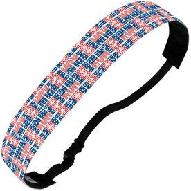 Running Juliband No-Slip Headband - Run Patriotic