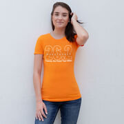 Women's Everyday Runners Tee - Marathoner 26.2 Miles