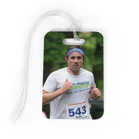 Running Bag/Luggage Tag - Custom Photo