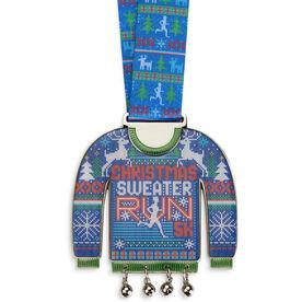 Virtual Race - Christmas Sweater Run 5K (2019) - DELUXE