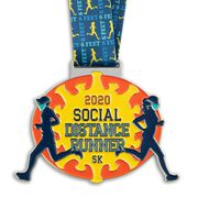 Virtual Race - Social Distance Runner 5K (2020)