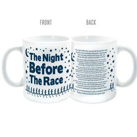 Running Coffee Mug - The Night Before The Race