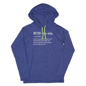 Women's Running Lightweight Hoodie - RUNnesia