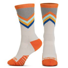 Socrates® Mid-Calf Performance Socks - Follow Your Inner Compass