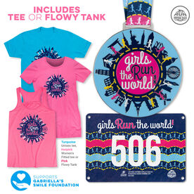 Virtual Race - Girls Run The World 5K (2020)