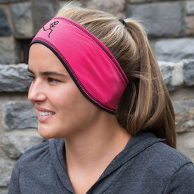 Running Reversible Performance Headband Run Girl
