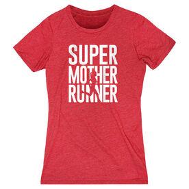 Women's Everyday Runners Tee - Super Mother Runner
