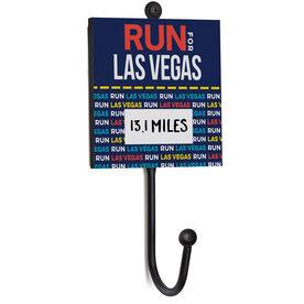 Running Medal Hook - Run For Las Vegas (Dry Erase)