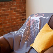 Triathlon Premium Blanket - Words to Tri By