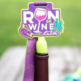 Virtual Race - Run 5k Wine Later (2019)
