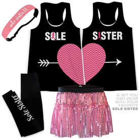 Sole Sister Running Outfit