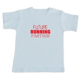 Future Running Partner Baby T-shirt