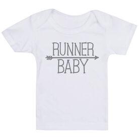 Running Baby T-Shirt - Runner Baby