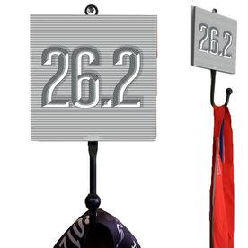Medal Hook 26.2 Marathon (Dimensional)