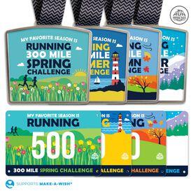 Virtual Race - Run All 4 Seasons Challenge