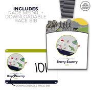 Virtual Race - Brrrry-Scurrry 5K