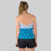 Women's Performance Tank Top - Ice Queen