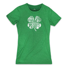 Women's Everyday Runners Tee Running Boston Clover