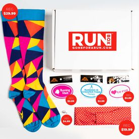 October Limited Edition RUNBOX® Gift Set - Colorful Autumn