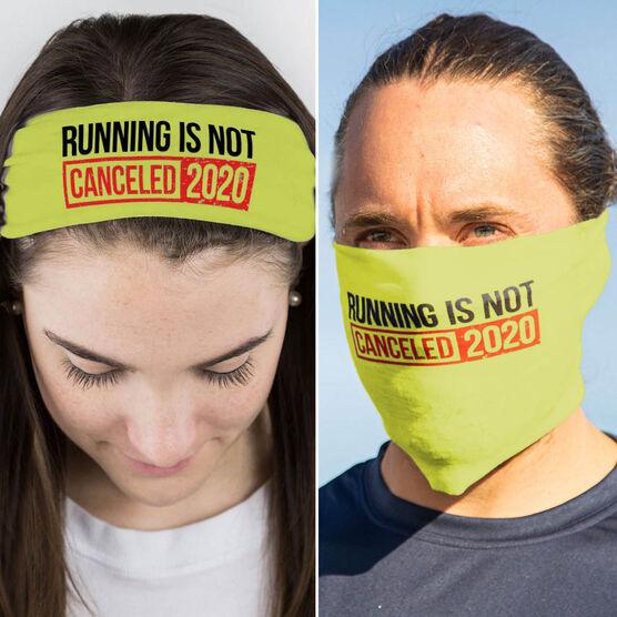 Running Multifunctional Headwear - Running is Not Canceled 2020