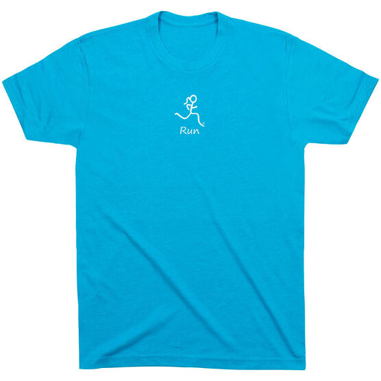 Running Short Sleeve T-Shirt - Run Girl