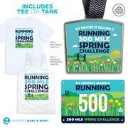 Virtual Race - 300 Mile Spring Challenge (2021)