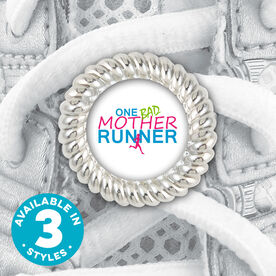 Shoe Lace Charm One Bad Mother Runner
